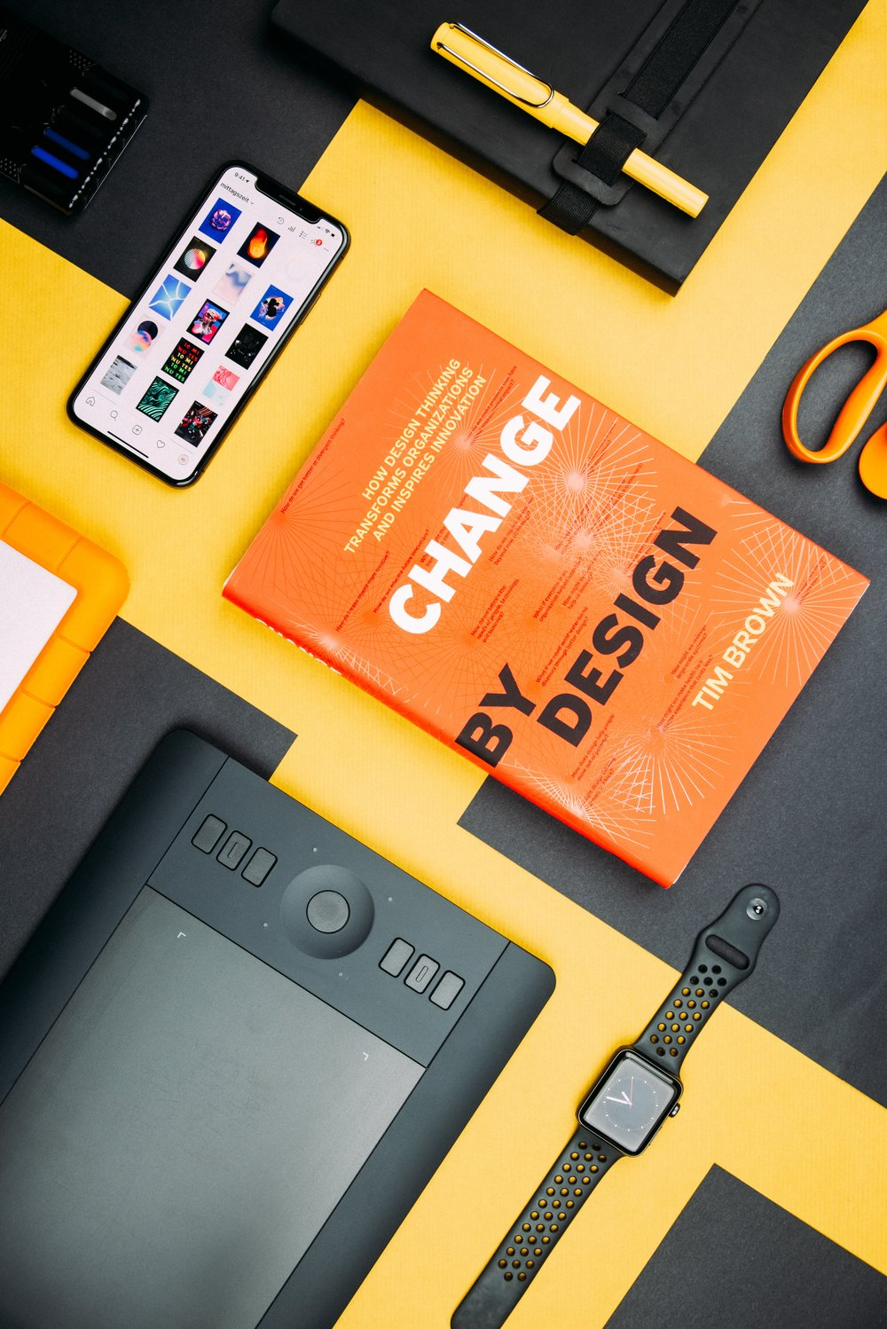 Change By Design Cover Tim Brown Design Thinking