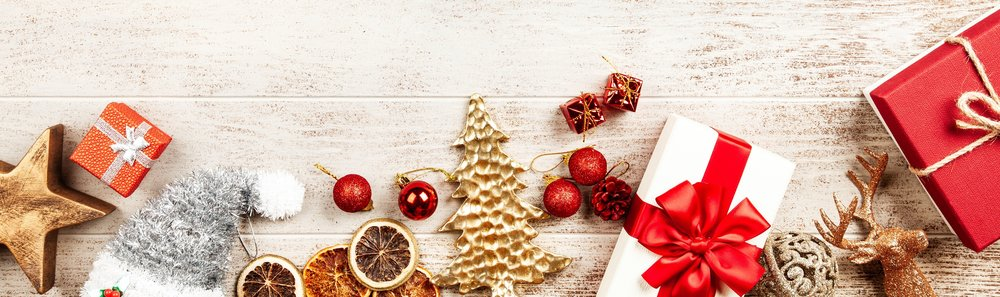 Design Thinking Holiday Newsletter Header