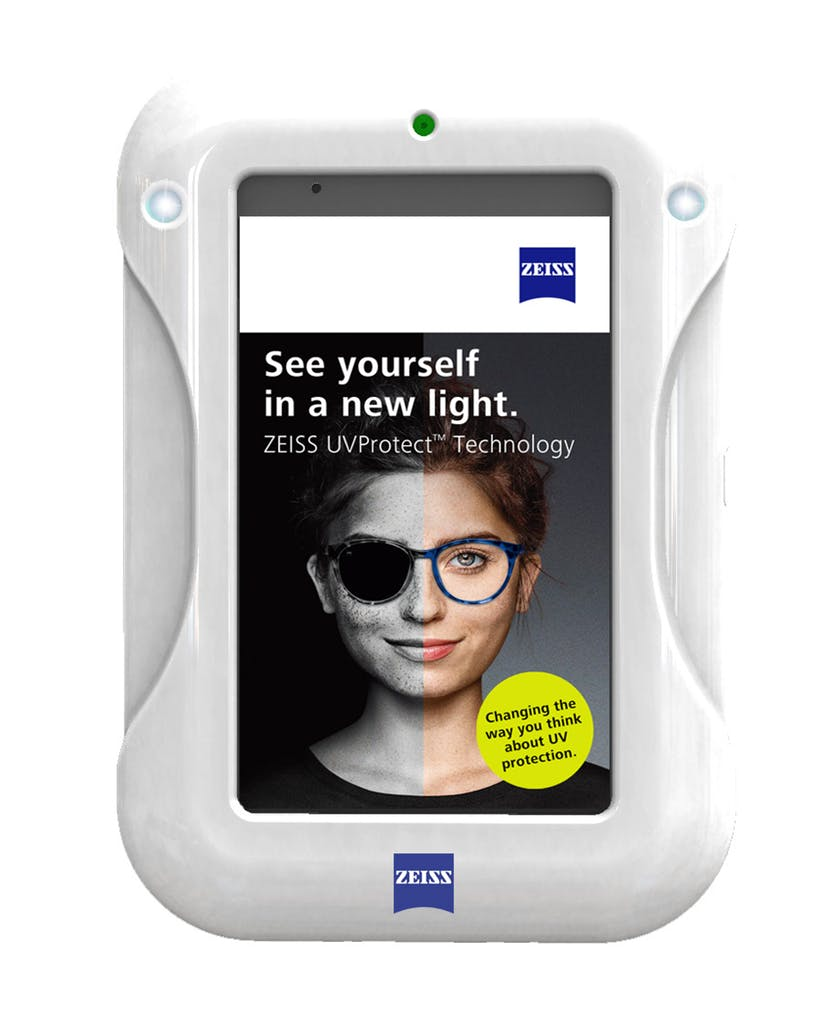 Zeiss Sunscreenr CUV400 Tablet CES 2019