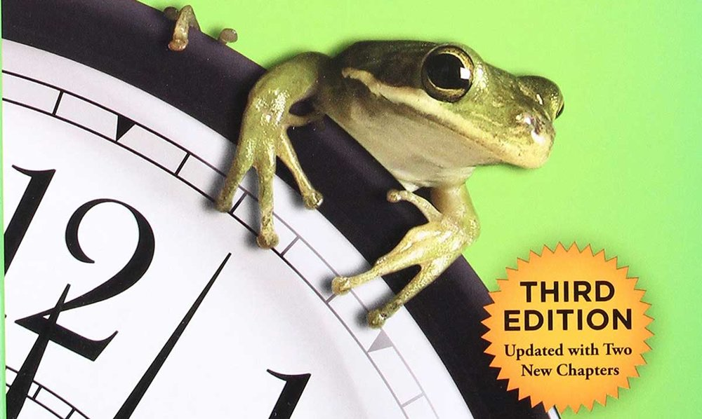Book Review Business Literature Eat That Frog Brian Tracy