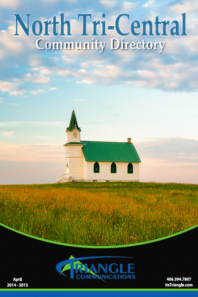 The Scandia Lutheran Church sits alone on the quiet Montana prairie south of Malta, Montana on the cover of the Triangle Communications telephone book.   → Buy a Print