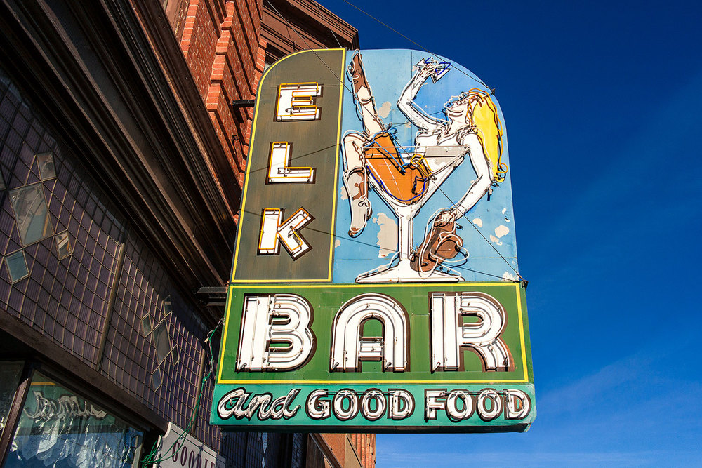 Elk Bar and Good Food