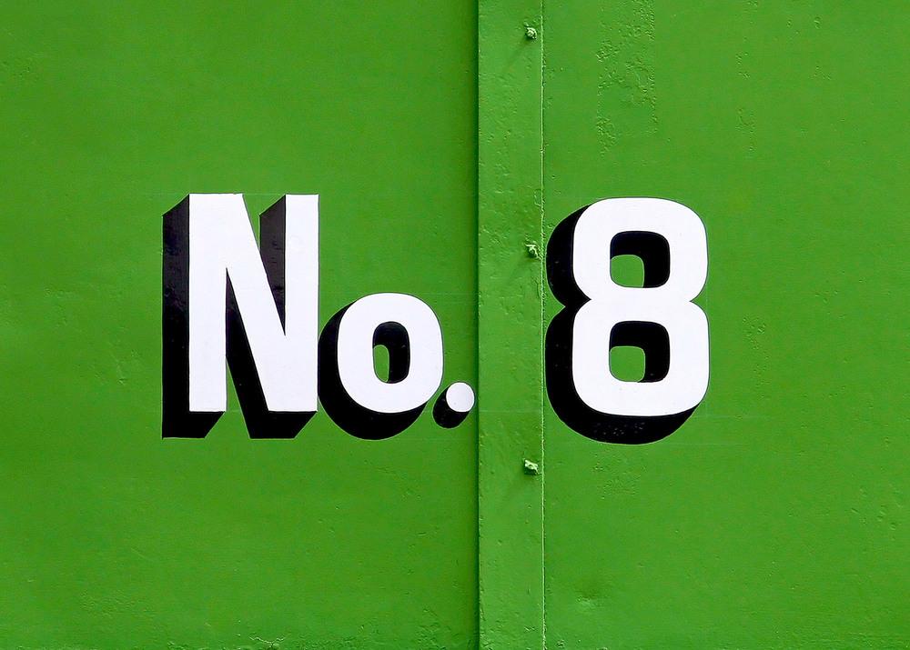 No. 8