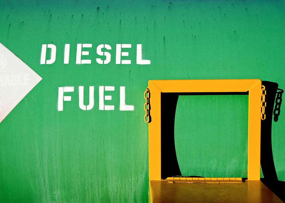 Diesel Green