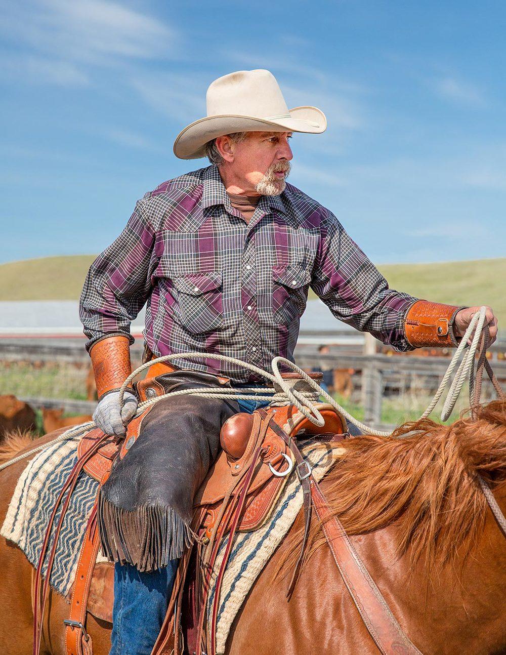 Experienced Cowboy