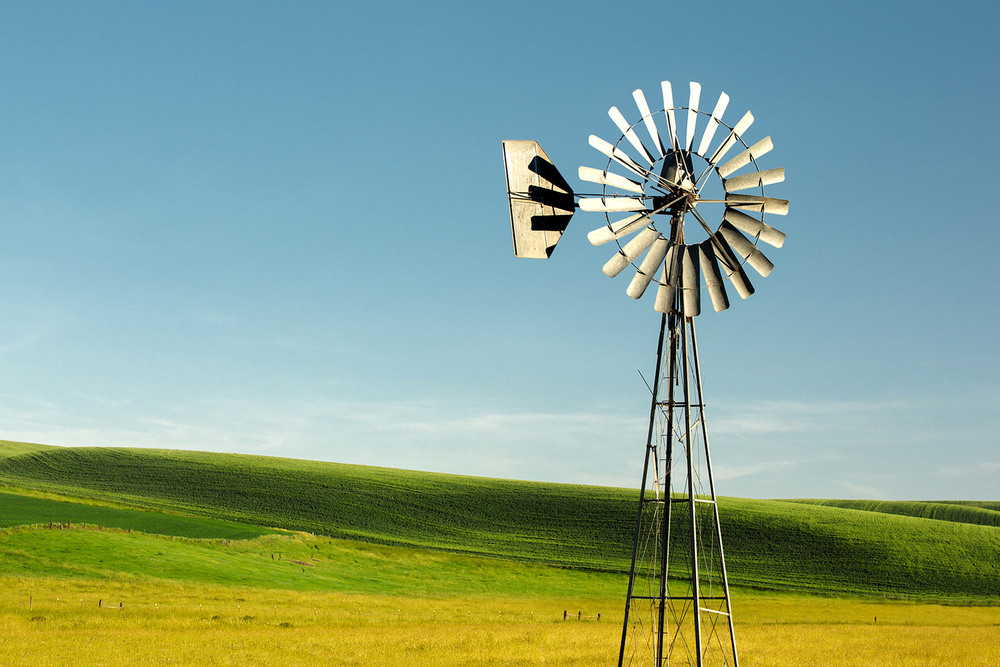 Palouse Windmill