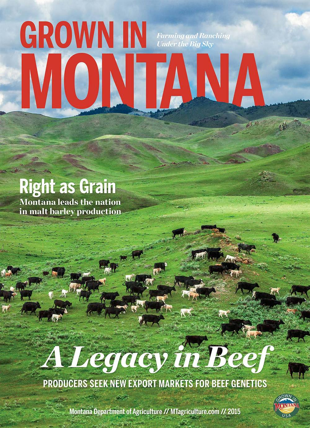 Journal Communications / Grown in Montana