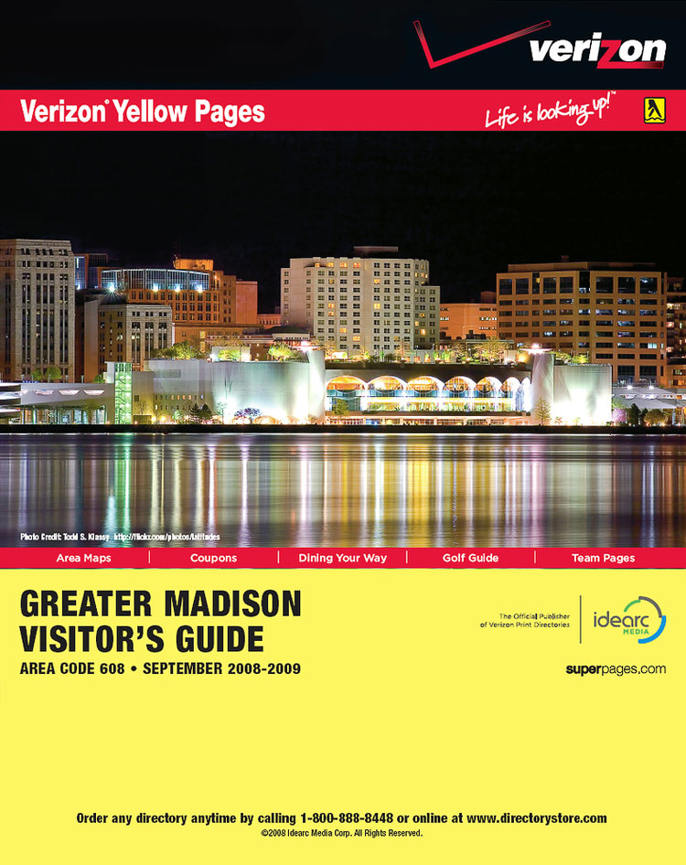 Verizon Telephone Directory