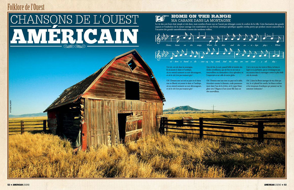 American Legend Magazine