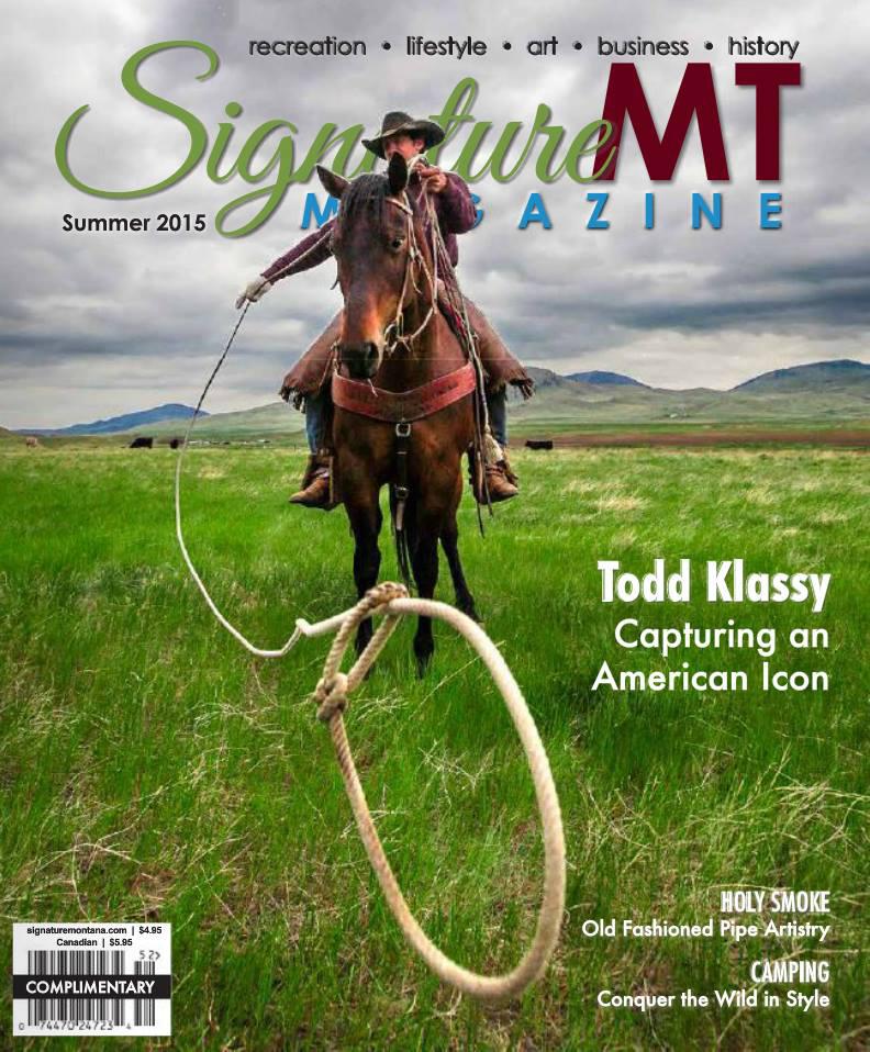 Signature Montana Magazine
