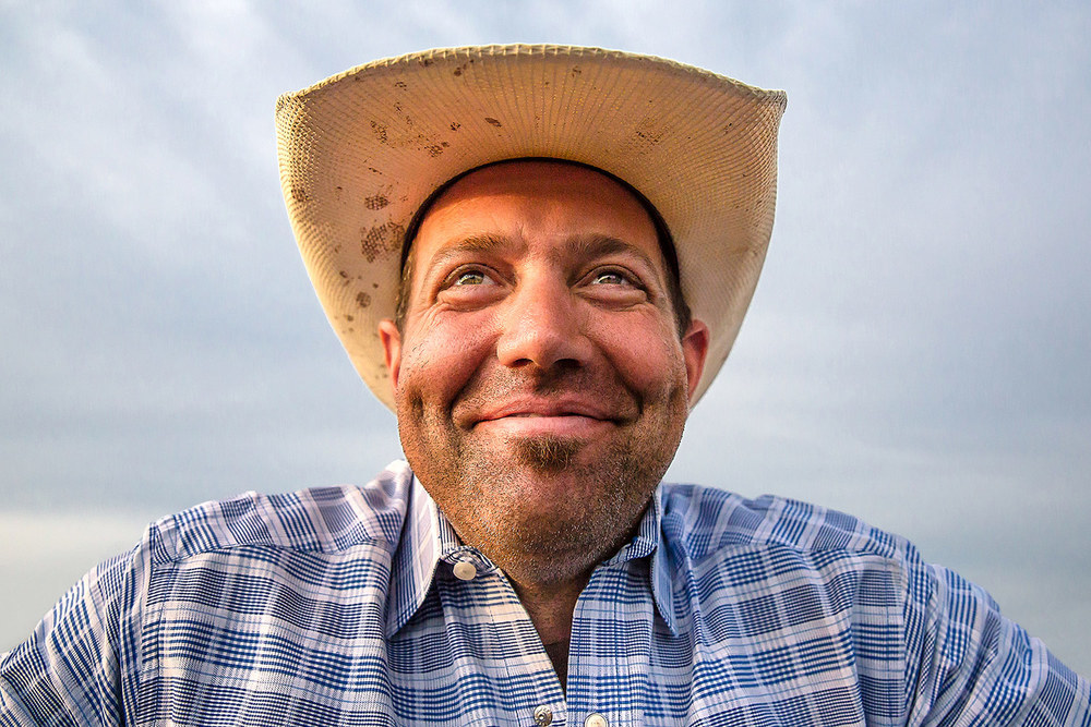 Cowboy Grin