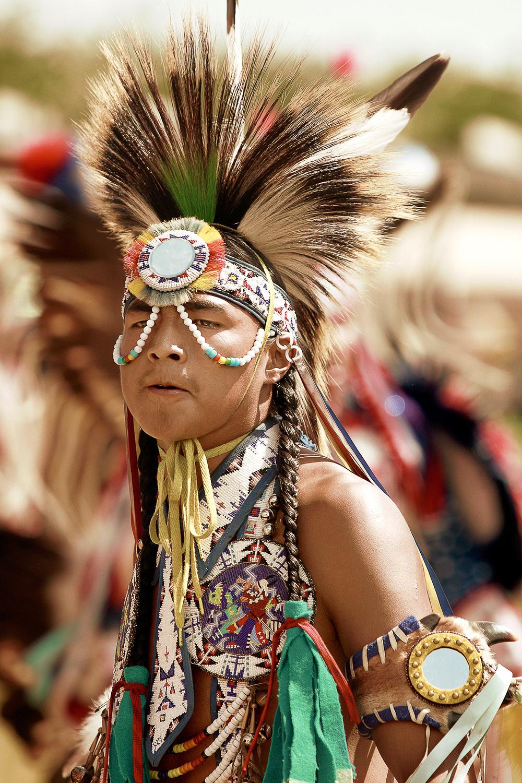 Powwow Indian