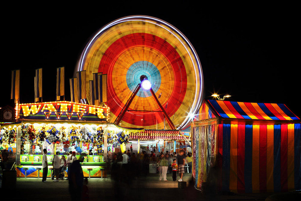 Carnival Midway