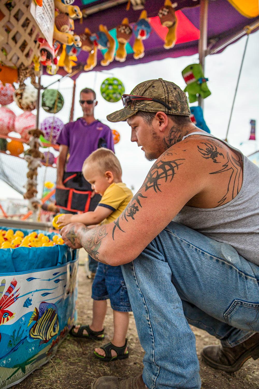 Little Tyke at Fair