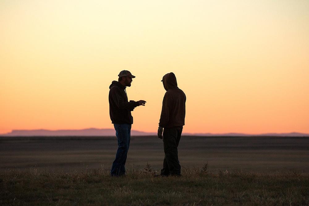 Field Side Chat
