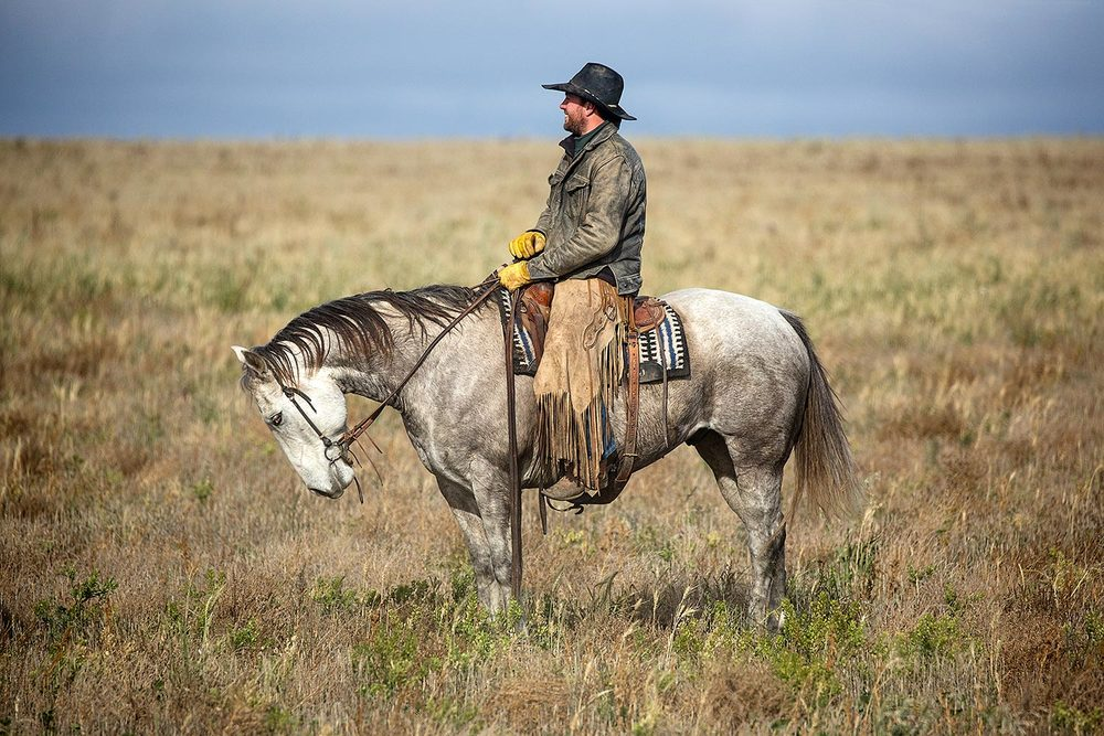 Prairie Pose