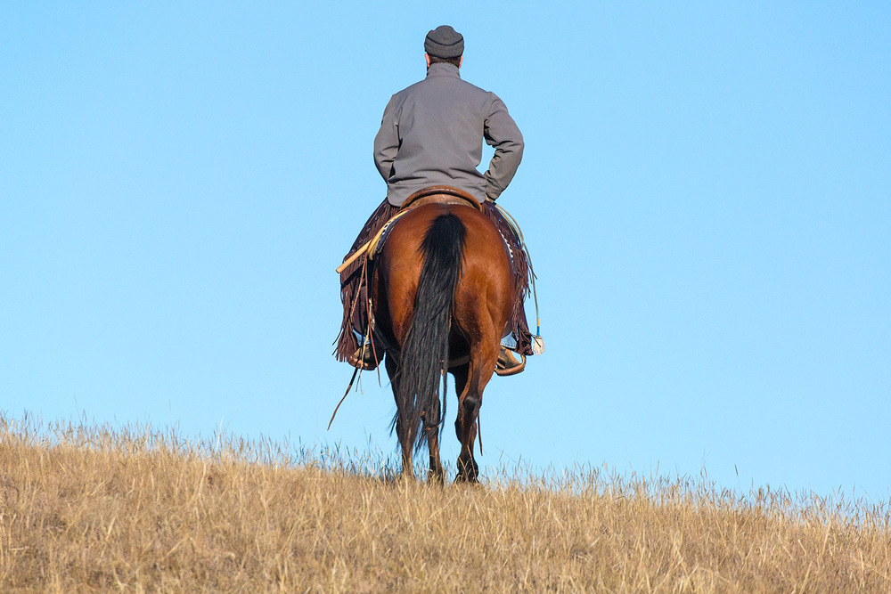 Cowboy Crest