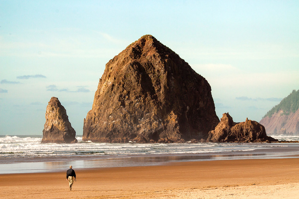 Cannon Beach Stroll