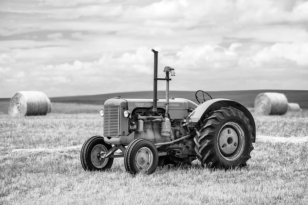 Agriculture Photography by Todd Klassy - Black & White Photos
