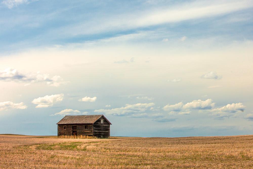 Prairie Barn