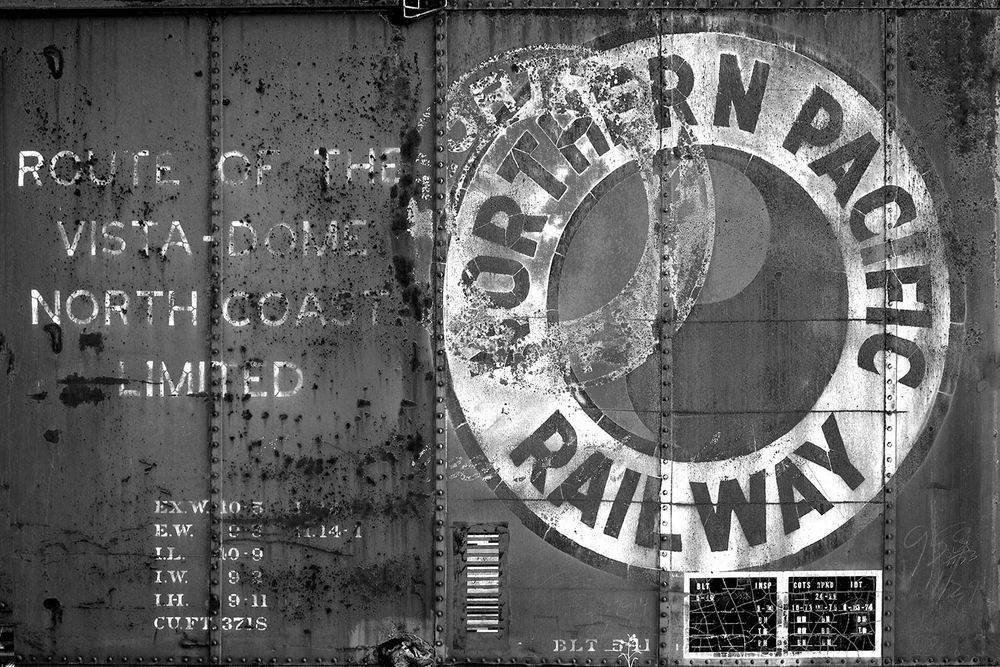 Northern Pacific Railway Past