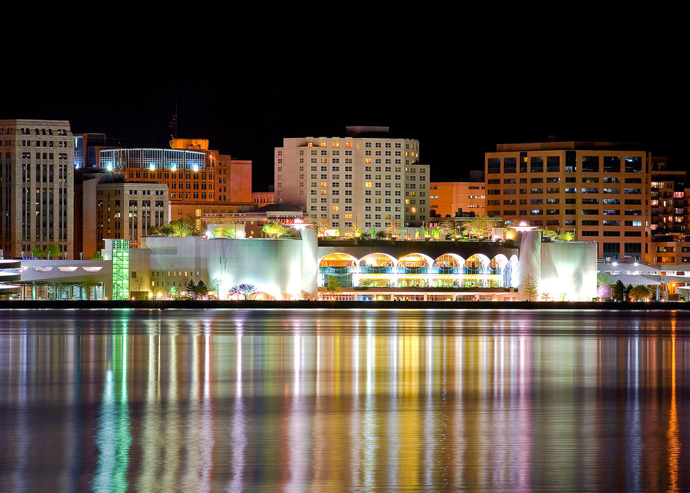 Monona Terrace Reflections