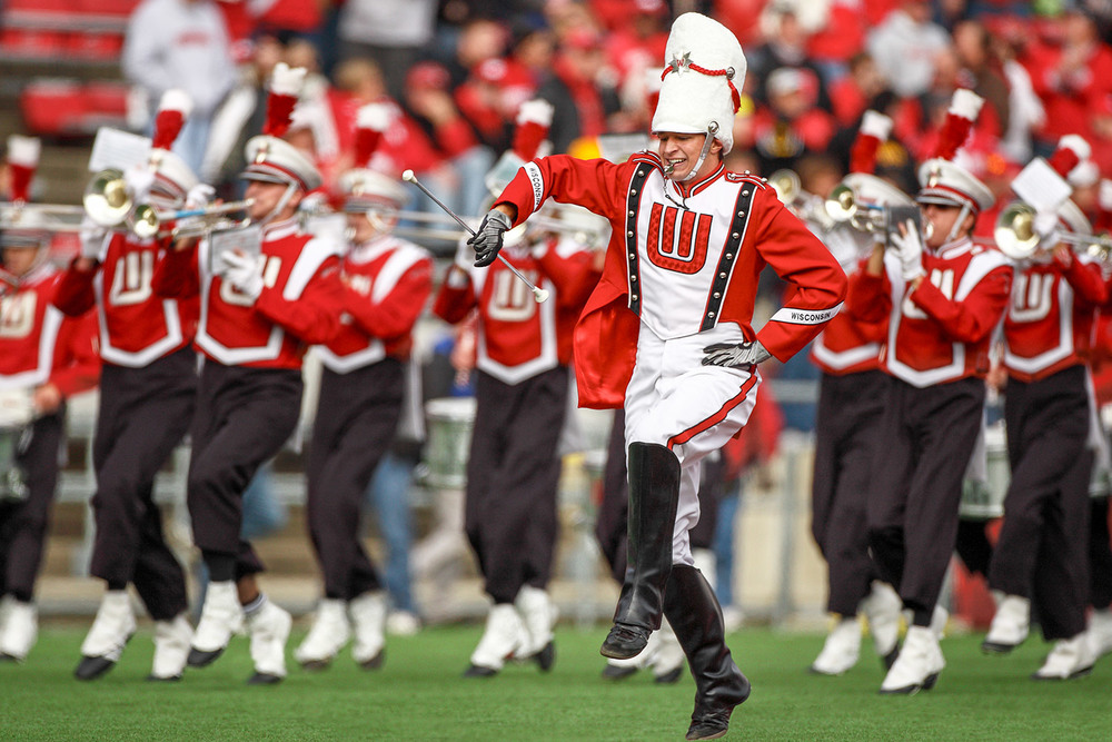 UW Drum Major