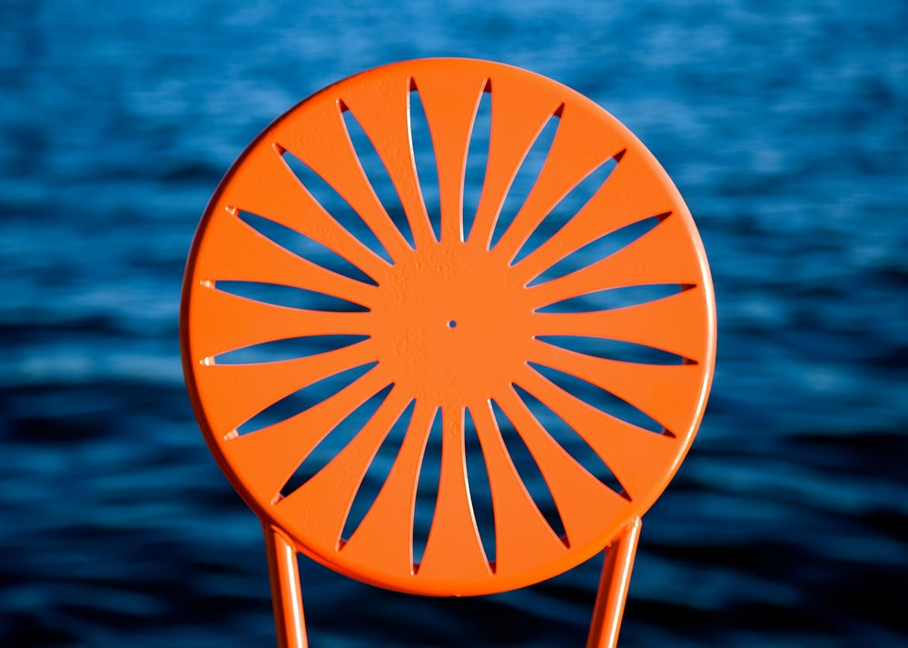 Sun Burst Chair
