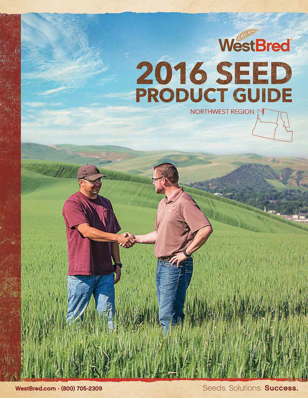 WestBred 2016 Seed Product Guide