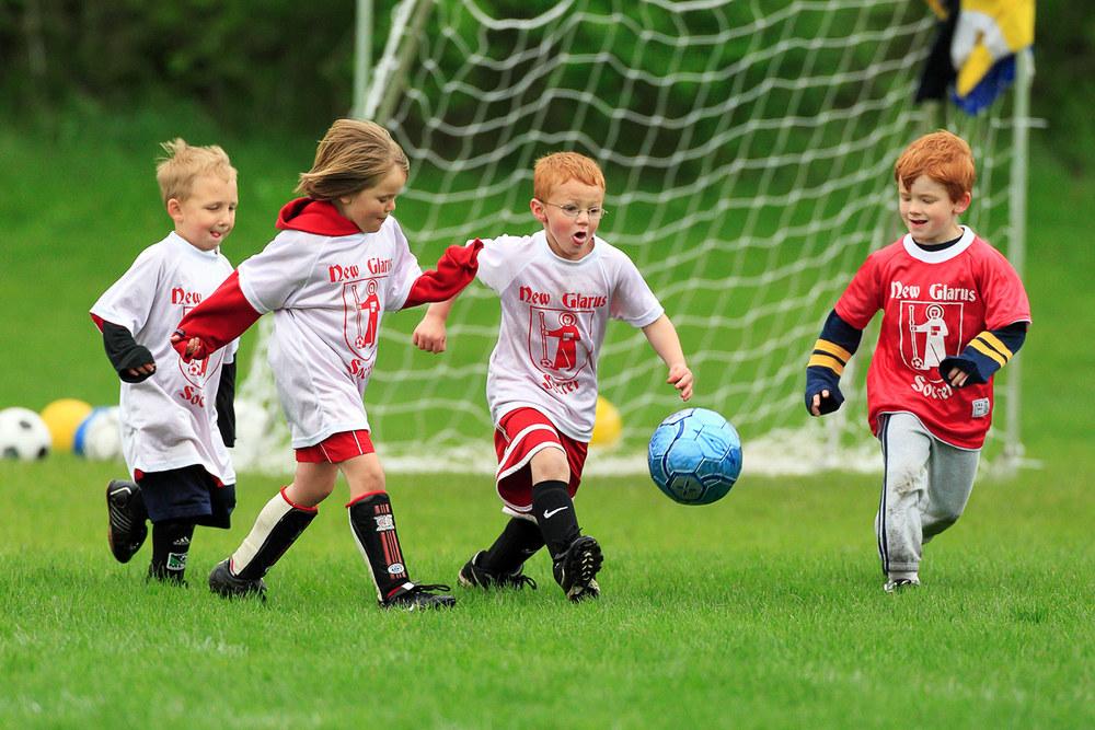 Soccer Morn