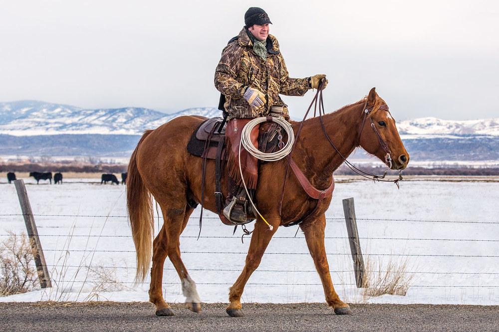 Cowboy Stride