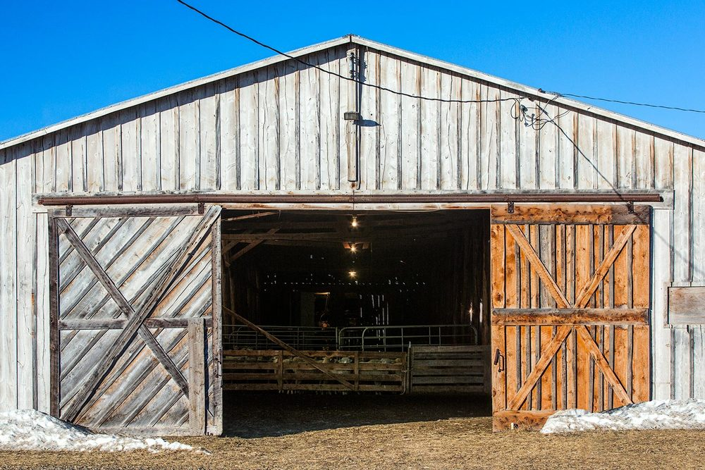Bair Ranch Barn