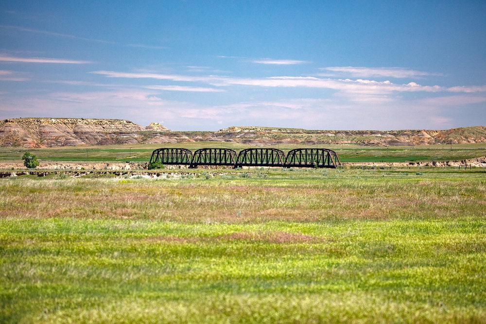Terry Railroad Trestle