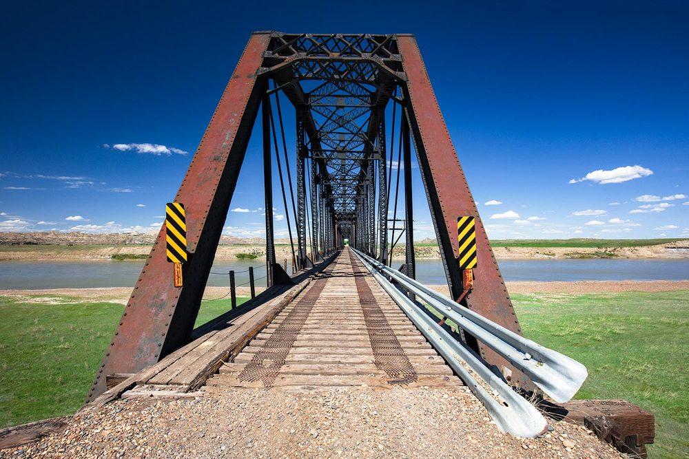 Old Milwaukee Road Bridge
