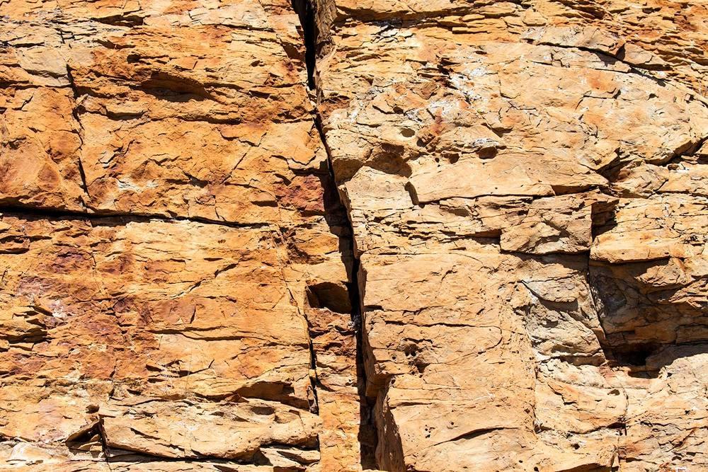 Rocky Crevice