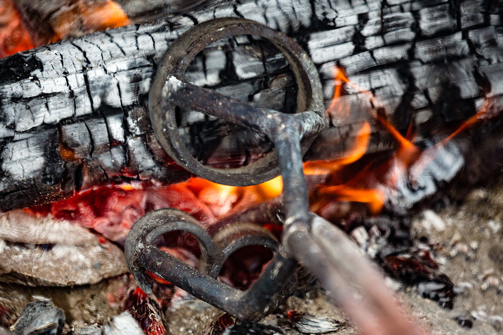 Embers and Iron