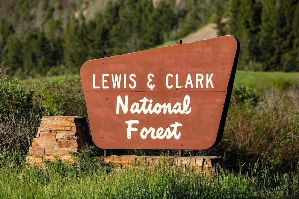 Lewis & Clark National Forest