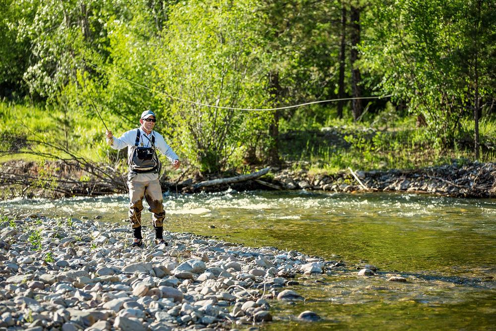 Meagher County Fishing
