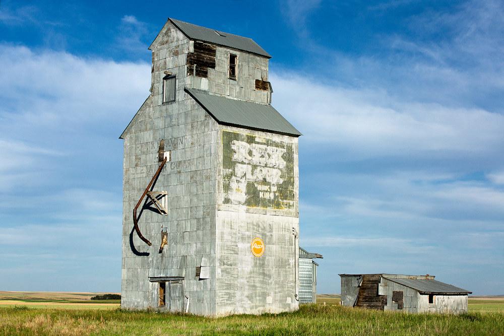 Ross Fork Grain Elevator