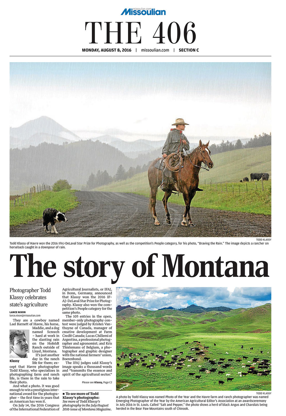 The Missoulian
