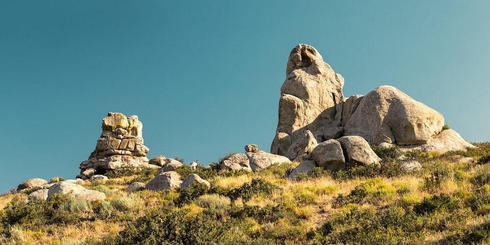 Ruby Valley Rocks