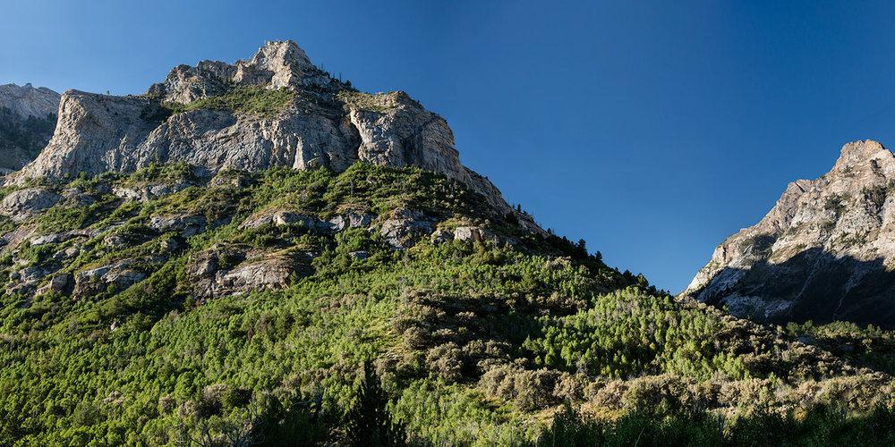 Ruby Mountain Peaks