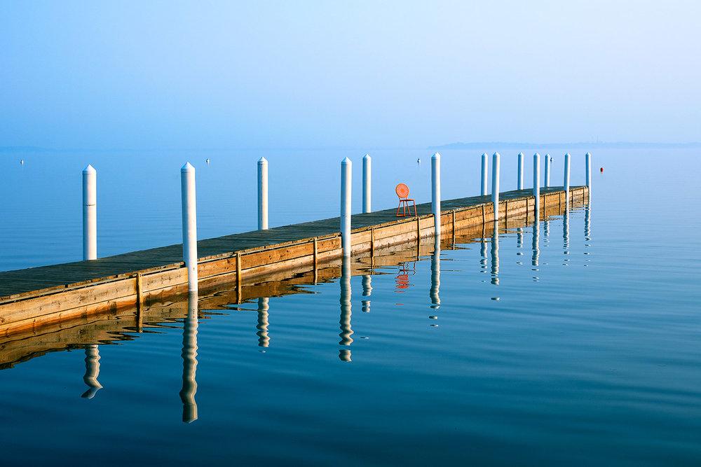 Sunday Morning Pier