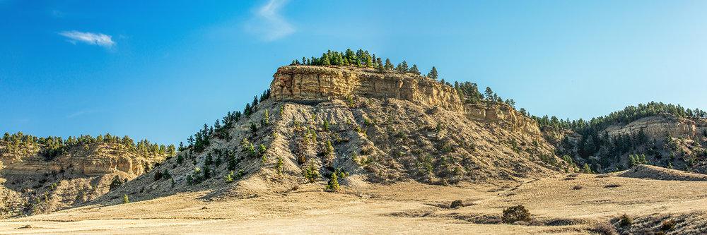 Big Coulee Panorama
