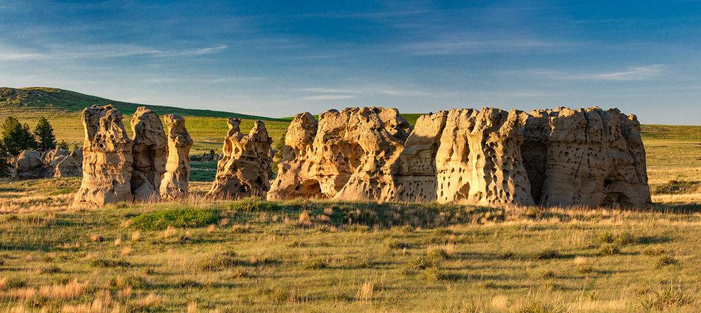 Medcine Rocks