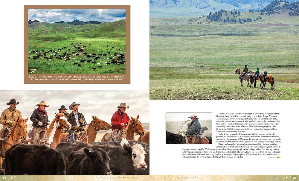 More Photo Essay Cowboy Photographs Montana