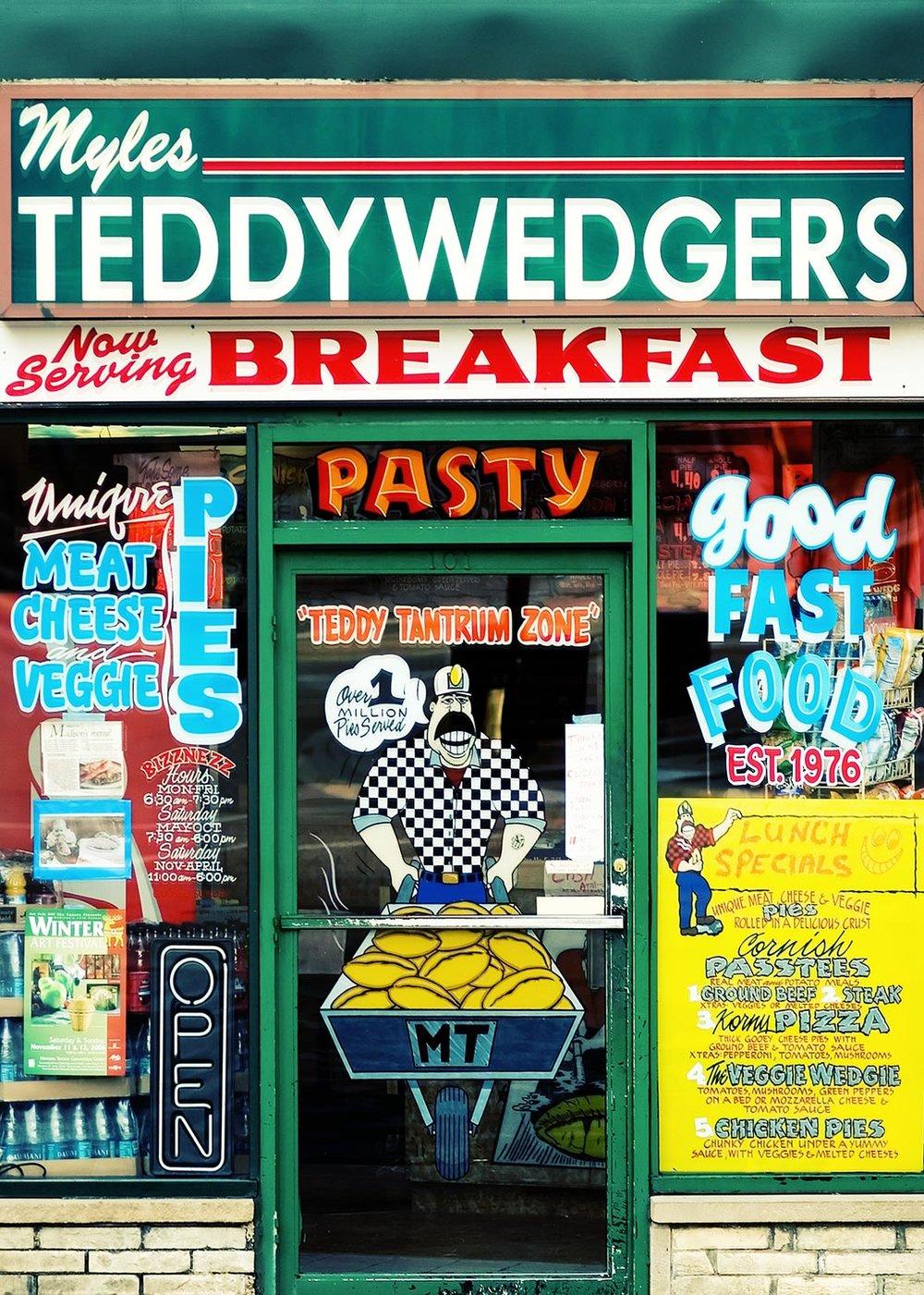 Myles Teddywedgers