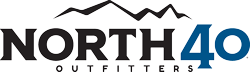 North 40 Outfitters Logo