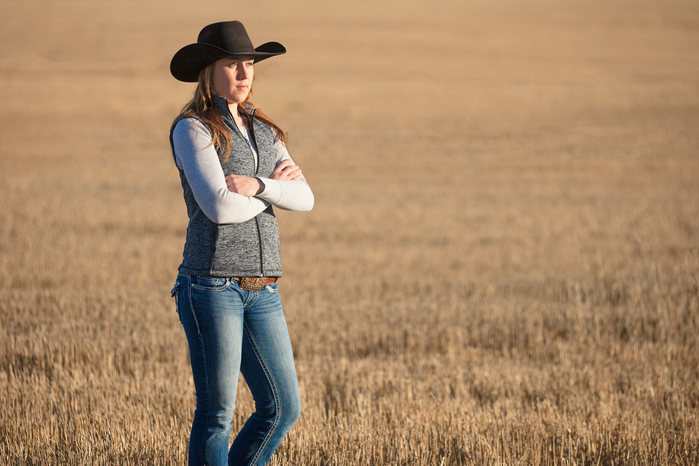 Cowgirl Strength