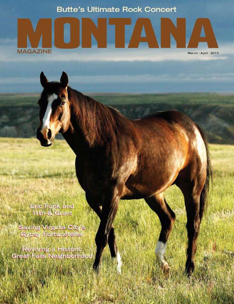 If you live in Montana then Montana Magazine should be in your home. A subscription to Montana Magazine is a great last-minute gift idea for someone from Montana.
